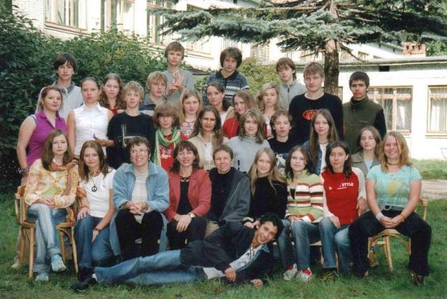 Выпускники 2008