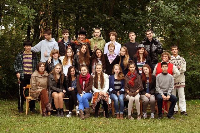 Выпускники 2013